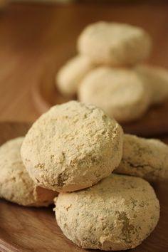 NO 버터 NO 에그 글루텐 FREE !! 찹쌀가루로 만드는 쿠키예요 요 쿠키는 갓구웠을때가 제일맛있는 ... Rice Cookies, Cookie Desserts, Food Plating, Bakery, Food And Drink, Pumpkin, Bread, Snacks, Cooking