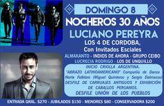 Jesús María 2017 Domingo 08 - ErMusicTV® Canal de Música / Noticias / Discos de Entre Ríos® / ERD Music®