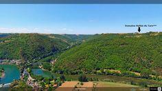 Notre Domaine Vallée du tarn surplombe la vallée dont le prieuré et le village Ambialet. Ambialet est un des plus beaux villages de notre région et se situe seulement à 5 min en voiture du...
