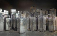 Attia, Kader - Untitled (Skyline) - Conceptual art - Installation - Other/Unknown theme