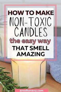 Diy Candles Easy, Gel Candles, Natural Candles, Candle Making, Making Beeswax Candles, Essential Oil Candles, Homemade Scented Candles, Making Ideas, Beeswax Recipes