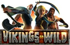 Viking Go Wild is an exciting slots game based on Ancient Norway. This five reel slots game has 25 pay lines. It has several icons related to ancient Norway such as four kinds of Vikings, coins, and the wild card is golden and the free spin icon is a Viking longboat.