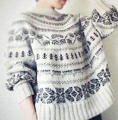 Knitting Wool, Fair Isle Knitting, Knitting Needles, Hand Knitted Sweaters, Sweater Design, Knitwear, Knitting Patterns, Knit Crochet, Knits