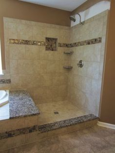Charlotte-area member replaced vinyl with porcelain tile   Angie's List
