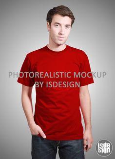 Mockup 003 Mockup, Mens Tops, T Shirt, Fashion, Supreme T Shirt, Moda, Tee, Fashion Styles, T Shirts