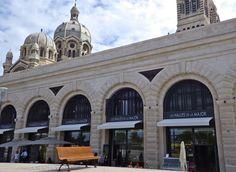 Les Halles de la Major - Quoi ? : Marché & restauration Où ? : Boulevard du Littoral 13002 Marseille Quand ? : Tous les jours de 9h à 19h00 (privatisation le soir) Des Questions ? : 04 91 45 80 10