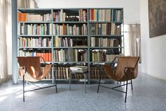 cadeiras de Lina Bo Bardi