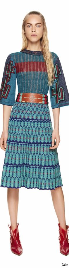 Resort 2016 M Missoni