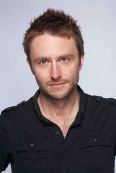 Chris Hardwick.  Do yourself a favor and listen to the Nerdist podcast.