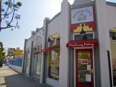 Breakaway Bakery in Los Angeles, CA.