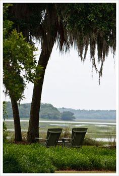 The Inn at Palmetto Bluff--travel article by Linda Holloway on atlantabridal.com/honeymoons