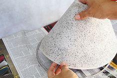 Comment changer le tissu d'un abat jour                              …                                                                                                                                                     Plus