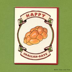 For the baker. | 22 Hilarious Holiday Cards For People Who Love Food