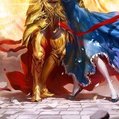 King of Heroes on Behance