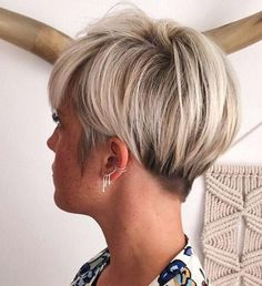 Short Hairstyles 2018 - 6