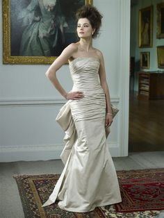 Frangellico Wedding Dress (Front) – Ian Stuart Killer Queen 2012 Collection