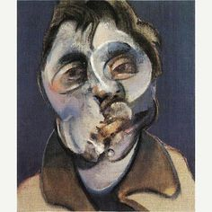 Self Portrait by Francis Bacon