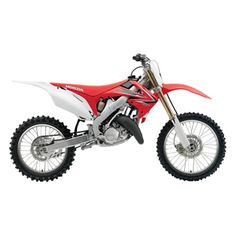 Honda CR500 official picture