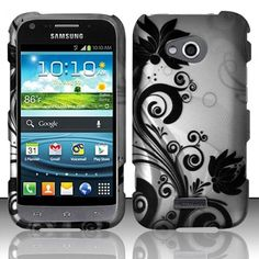 Amazon.com: Galaxy Victory 4G LTE Case, Balaji Vines Rubberized Hard Snap-in Case Cover For Samsung Galaxy Victory 4G LTE SPH-L300, Black/Silver: Cell Phones & Accessories