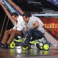 Salman Khan🚴 and Bobby Deol 🚴 at Wallpaper Downloads, Hd Wallpaper, Dr Cabbie, Salman Khan Wallpapers, Race 3, 3 Movie, Big Big, Anime Music, Photo Search