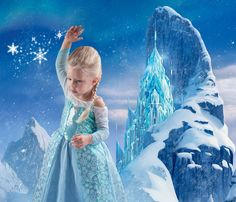 Frozen Inspired Photo Session - Annette McPherson Photography