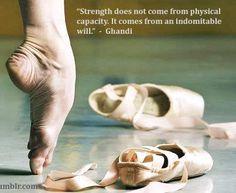 ballet...inspiration