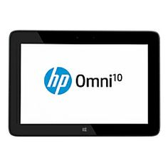 "HP Omni 10-5600US Tablet With 10.1"" Touch-Screen Display & Intel® Atom™ Processor #TabletPC #sale #Tablet"