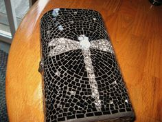 DRAGONFLY BOX Done by mosaickid, via Flickr