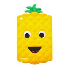 Large coque ananas pour iPad