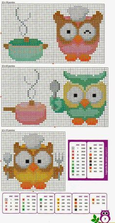 kallana-ponto-cruz-cross-stitch-coruja-2.jpg 829×1,600 pixels