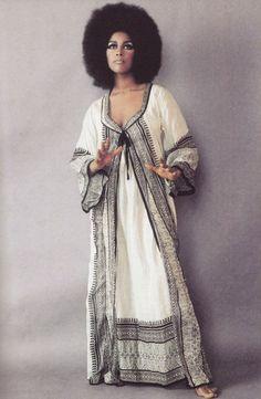 Marsha Hunt, 1970s.