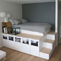 The Best Bedroom Storage Ideas For Small Room Spaces No 118
