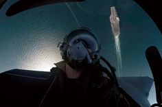AWESOME MILITARY PILOT SELFIES - GOING VERTICAL WITH AIRCRAFT CARRIER BELOW!