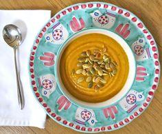Spicy Squash Soup - DeliciouslyElla
