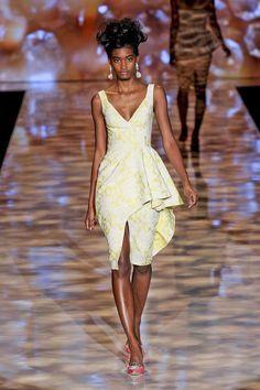 Badgley Mischka at New York Fashion Week Spring 2012 - StyleBistro