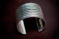 Bracelet Metal bracelet Cuff Bracelet by LaMirraFashion on Etsy, $10.13