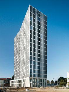 Administration Building Tour Total Berlin Barkow Leibinger