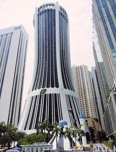 Interesting Building in Kuala Lampur