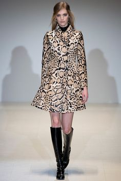 Gucci Fall 2014 Ready-to-Wear Collection Slideshow on Style.com