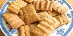 Populære småkaker med karamellsmak - oppskrift