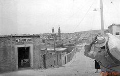 una calle de San Juan