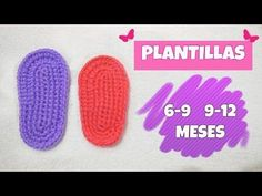 Zapatitos adidas tejidos a crochet 0-3 y 6-9 meses  | parte 1/2 - YouTube