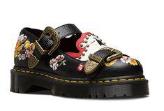 Détails sur Dr Martens Airwair Hawaiian Floral Toile Chaussures Taille UK 4 dans boîte d'origine afficher le titre d'origine