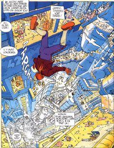 El Incal, también conocida como La Saga de los Incales o Las Aventuras de John Difool, es una historieta de ciencia ficción realizada desde 1980 a 1988 por el guionista Alejandro Jodorowsky y el dibujante Moebius.    Con más de un millón de ejemplares vendidos, traducido a más de veinte idiomas, y reeditado innumerables veces (tres, en España) es el cómic europeo más divulgado de la Historia del cómic.