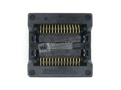 26.09$  Watch here - http://aligqg.shopchina.info/go.php?t=32792608787 - Modules SOP28 SO28 SOIC28 OTS-28-1.27-01A Enplas IC Test Socket Programmer Adapter 8.6mm Body Width 1.27mm Pitch  #shopstyle