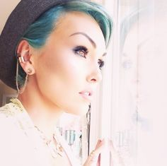 Kandee Johnson: She is such an inspiration to me.