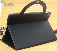 Case with handle for