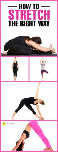 8 Yoga Exercises For Stretching Your Body : Some stretching exercises for beginners