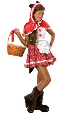 teen little red riding hood costume teen costumes mutant faces