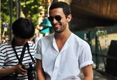 Tommy Ton's Street Style: 9 Men Who Bring It Photos   GQ